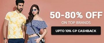Enjoy End of the season sale with GoPaisa.
