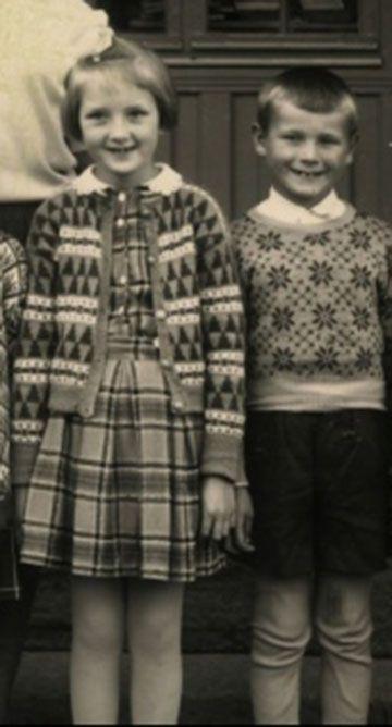 Detail from Norwegian Class (1960)