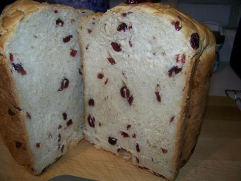 Cranberry Cinnamon Bread Bread Machine) Recipe - Food.com - 356953