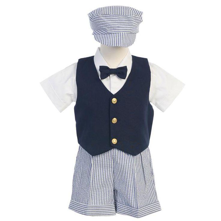 11 best Dressy Baby Boy Clothes images on Pinterest   Little boys ...