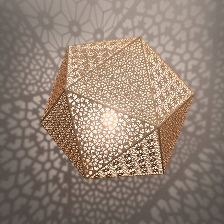 Different style of lampshade