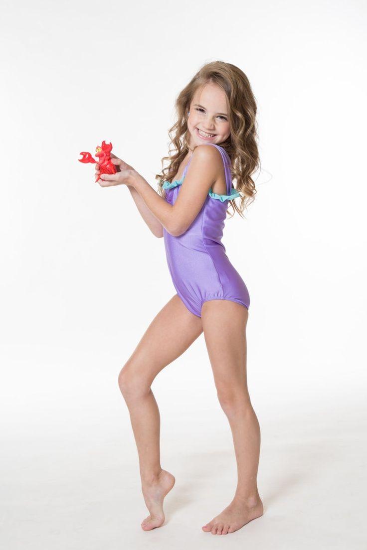 Ariel Inspired Fairytale Series Dancewear Set 95.00 in