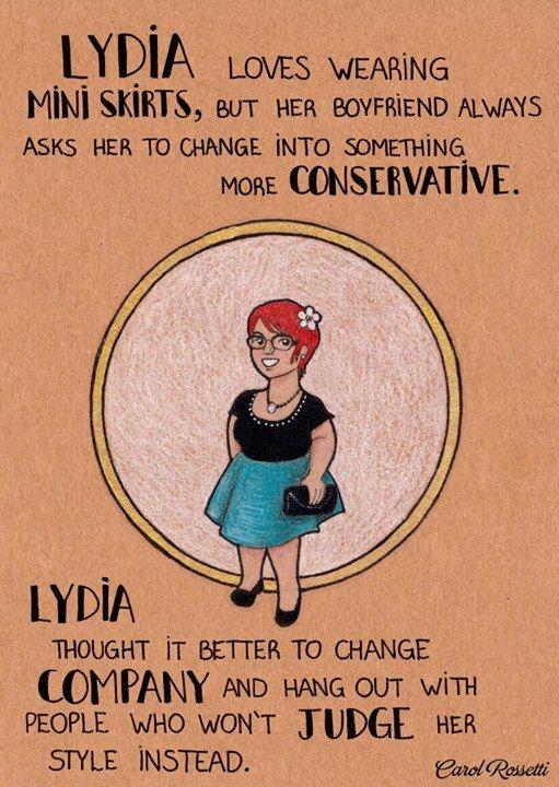 Female Empowerment Illustrations