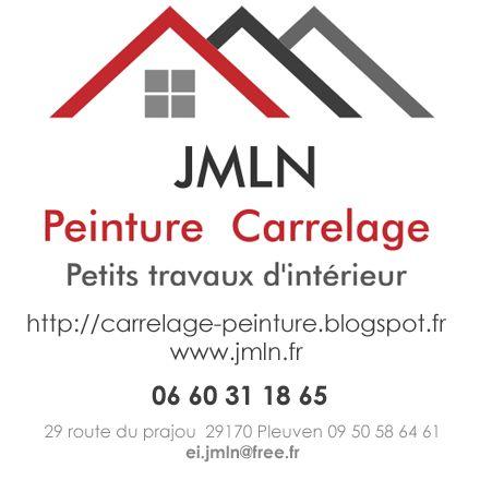 Peintre Carreleur Décorateur Décoration QUIMPER 29 BRETAGNE 06.60.31.18.61 (ei.jmln@free.fr): PROFESSIONNELS JMLN : PEINTURE - CARRELAGE & PETITS TRAVAUX D'INTÉRIEUR ET D'EXTÉRIEUR : #Peinture #Carrelage #Peintre #PeintreDécorateur  #déco #deco #décor #décoration #décoratrice #décorateur #décoratrices #décorateurs