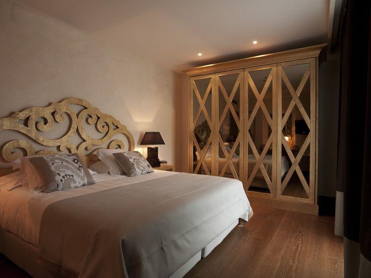 Interior Design of Double bedroom at Villa Dorabella