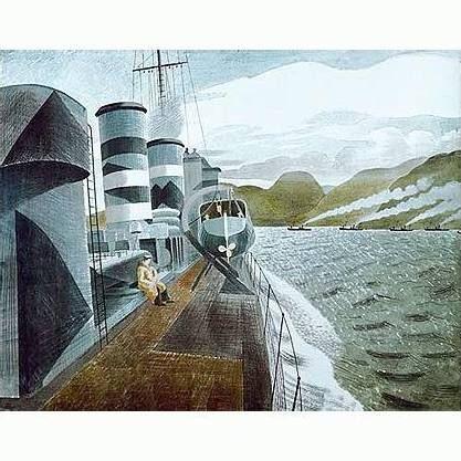 Eric Ravilious - War Paintings - Google Search.