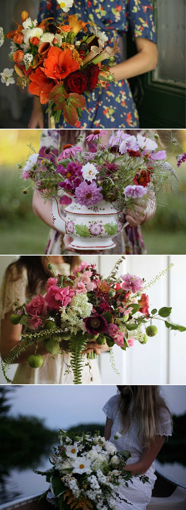 Wedding bouquets not flowers   best I uc Weddings Flowers images on Pinterest  Bridal bouquets