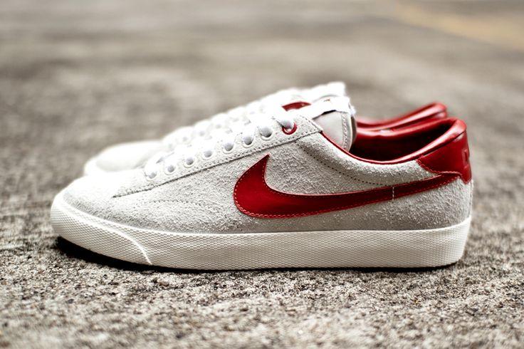 CLOT x Nike Tennis Classic Suede