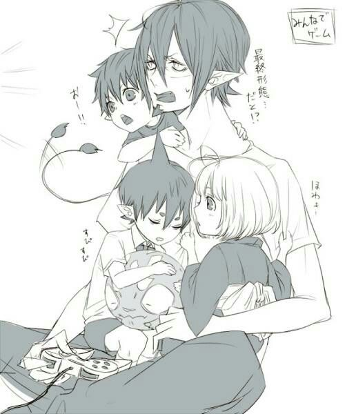 Poor Mephisto Awwwww Adorable!!