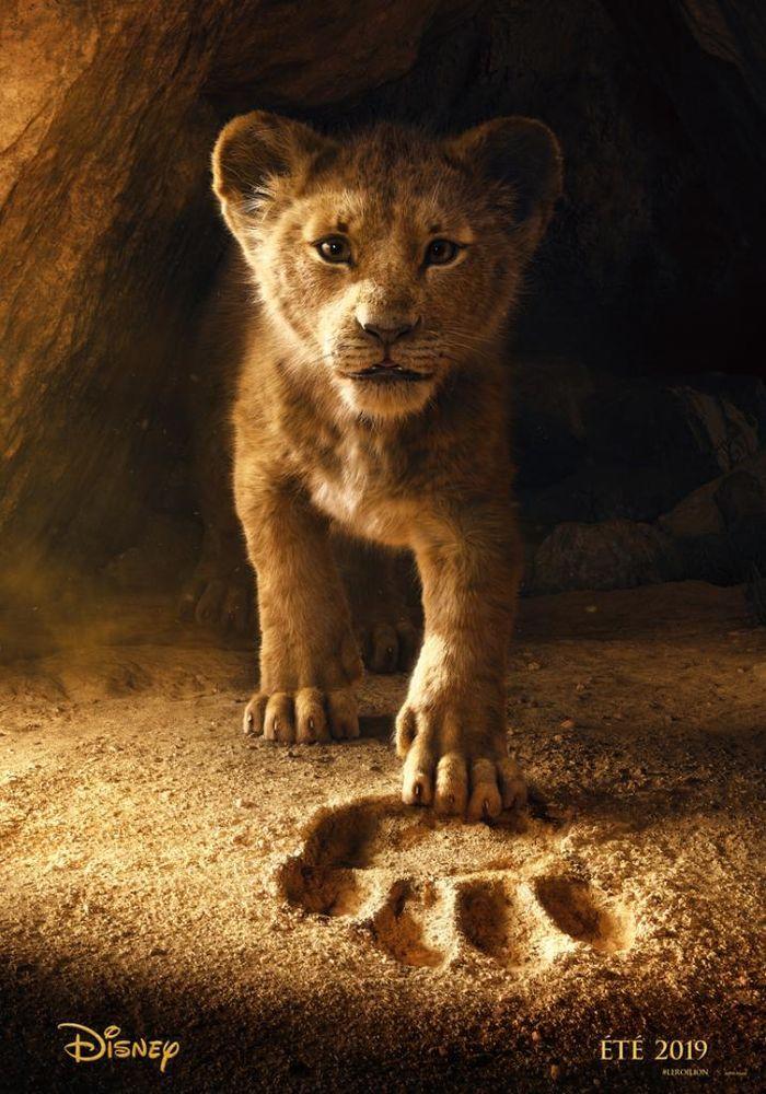 bande annonce du film live action le roi lion