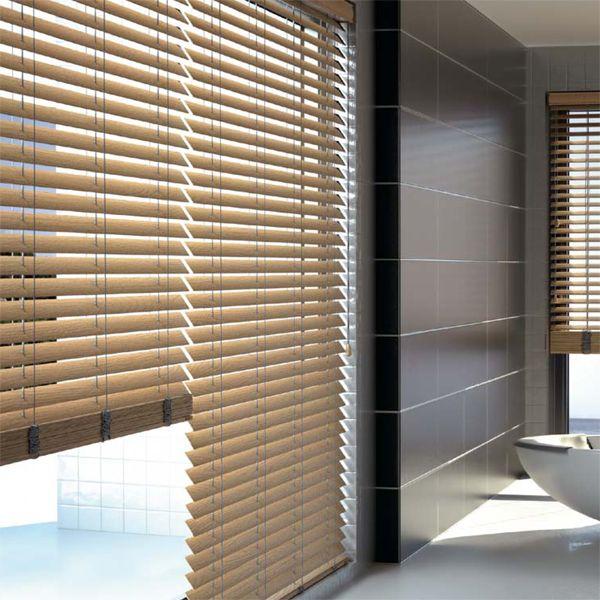 laminate wooden blinds/ξύλινες περσίδες laminate