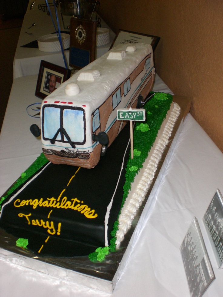 11 Best Images About Camper Cake On Pinterest Motorcycle
