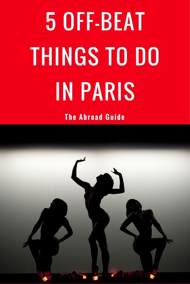 Looking for off-the-beaten path things to do in Paris. This list will help you discover unique, cool things to do while visiting Paris that are budget-friendly.