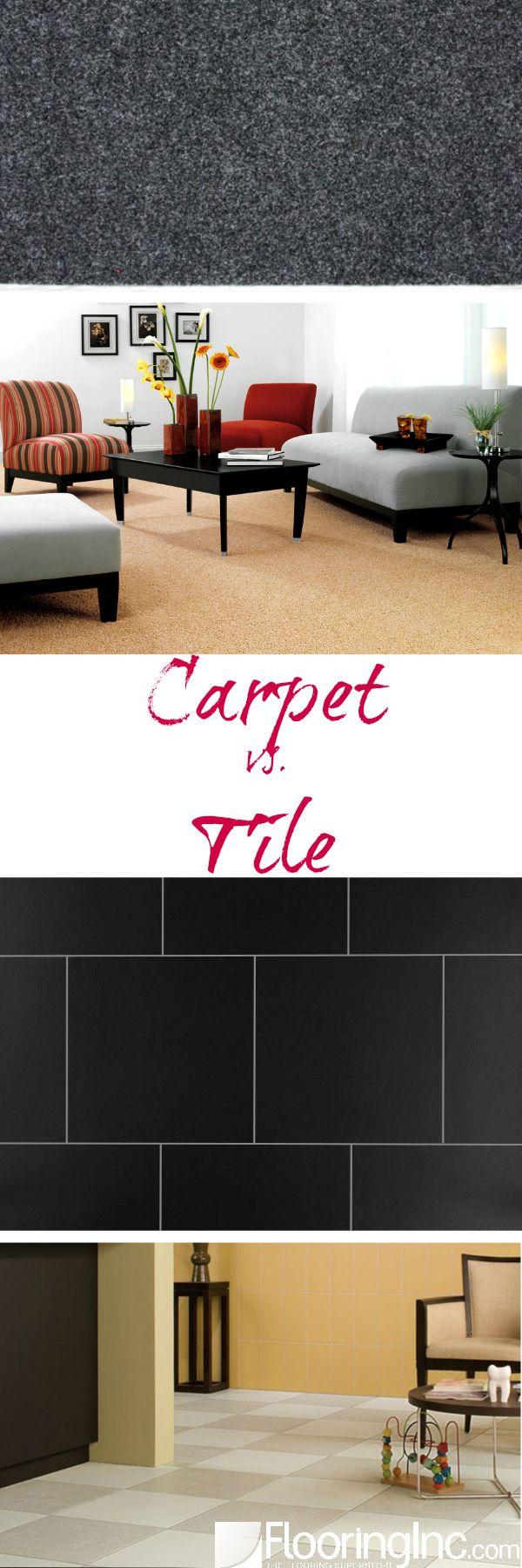 Harley color carpet tiles - Carpet Vs Tile