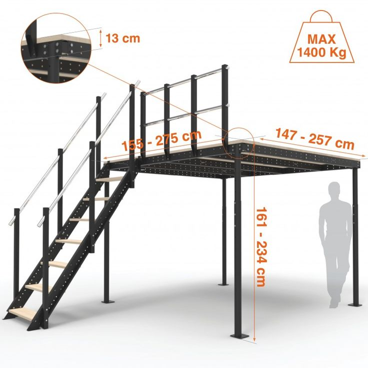 Altillo T8 + Escalera S54-T8.  El Altillo híbrido T8 con escalera S54-T8 es un producto muy demandado por nuestros clientes, donde la superficie a cubrir es pequeña, pero se desea un acceso cómodo a la misma.