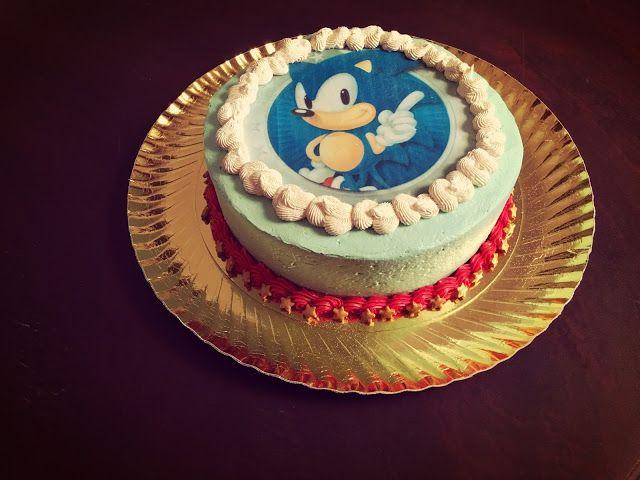 Sonic Cake