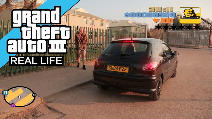 Grand Theft Auto: Super Redux