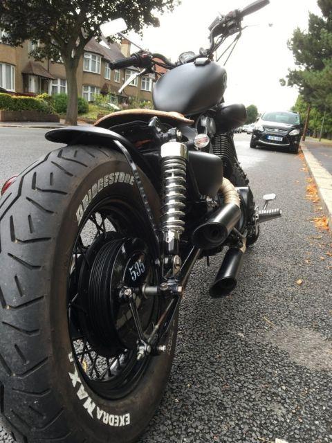51 best xv535 bobber images on pinterest custom bikes. Black Bedroom Furniture Sets. Home Design Ideas