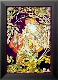 ivy: Alphon Lot, Alphonse Mucha
