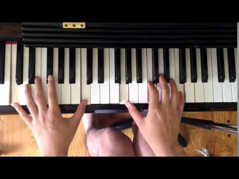 how to play bastille icarus on piano
