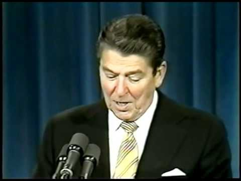 The Humor of President Ronald Reagan