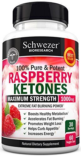 Raspberry Ketones Maximum Strength 1000mg. Extreme Weight Loss and Carb Blocker: Get Slim Fast. Potent Appetite Suppressant and Fat Burner. All Natural, No Side Effects. Made in USA. Money Back Guarantee * Check out this great product.