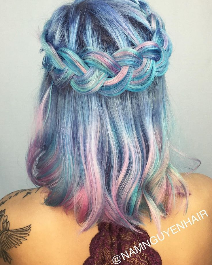crazy colour hair styles 25 best ideas about rainbow dyed hair on 5837 | 05d6e51c2af6616d4a7bf5559e25aba9