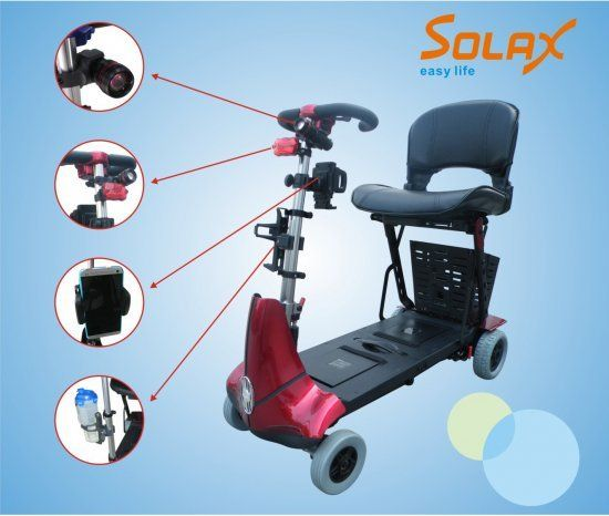T02 - Mobie Folding Mobility ScooterHelp in home and to take on hols