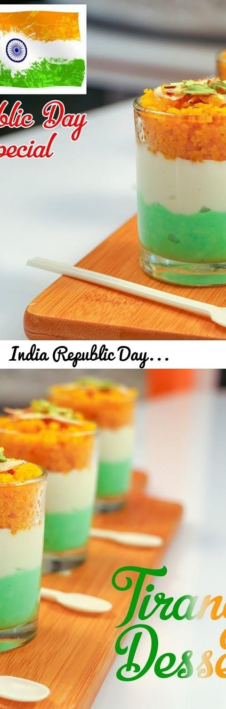 India Republic Day Special Tiranga Dessert Recipe By Manisha Bharani... Tags: Special Tiranga Dessert, Republic Day Special Tiranga Dessert Recipe, tiranga dessert recipe, Dessert Recipe By Manisha Bharani, India Republic Day Special Tiranga Dessert, manishabharani recipe, India special dessert recipe, republic day recipe, tiranga special recipe, Indian Tiranga, tiranga, India, how, Happy Republic Day, India Republic Day, cook with manisha bharani, jai hind, jai bharat, manisha, recipe in…
