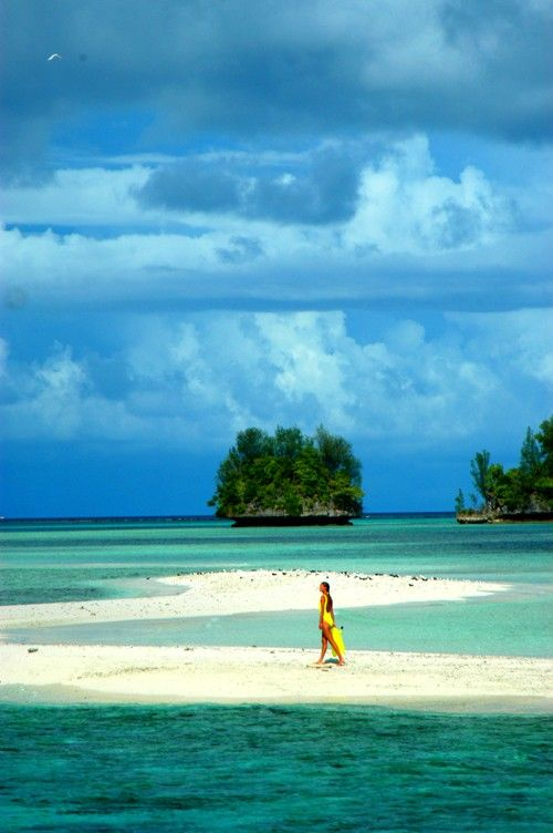 Palau-- some day! And I'll look exactly like that! ;)