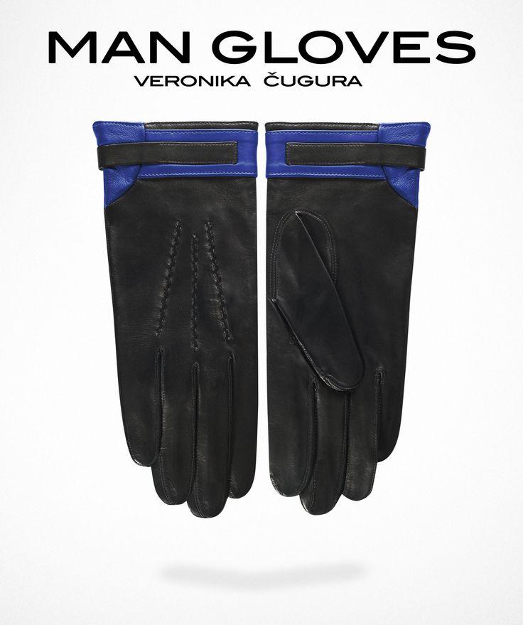 Gloves Man N°11 Flash Blue