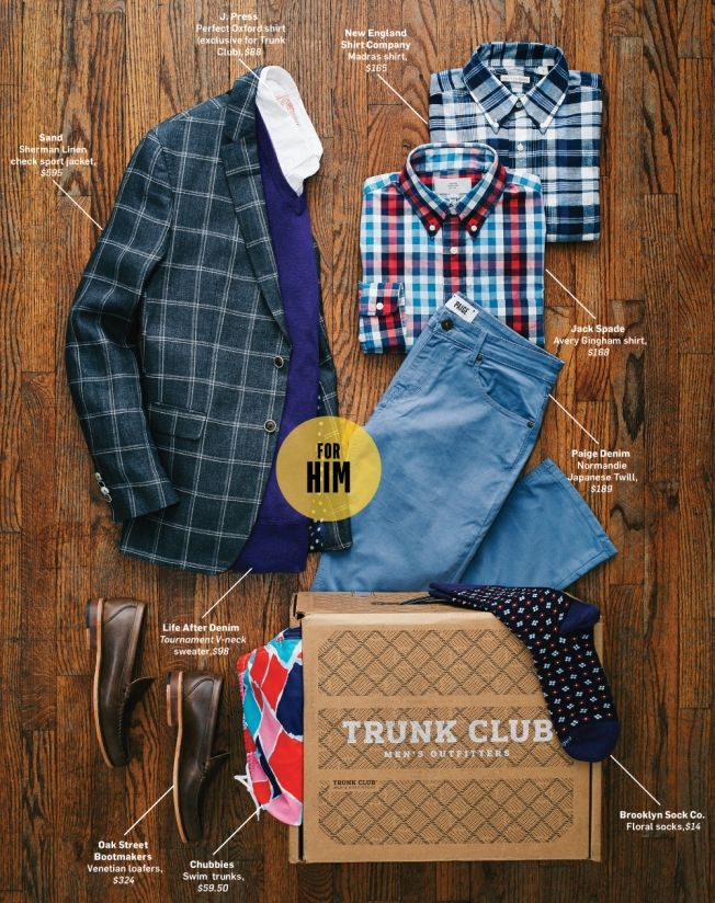 Companies Like Trunk Club and Le Tote Are Bringing Fashion to Your Doorstep | Adweek