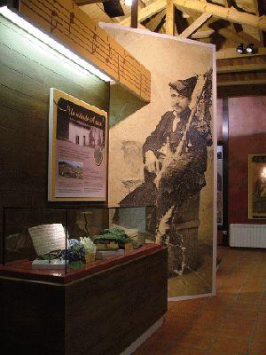 Interior Centro Interpretación Gaiteru LLiberdón