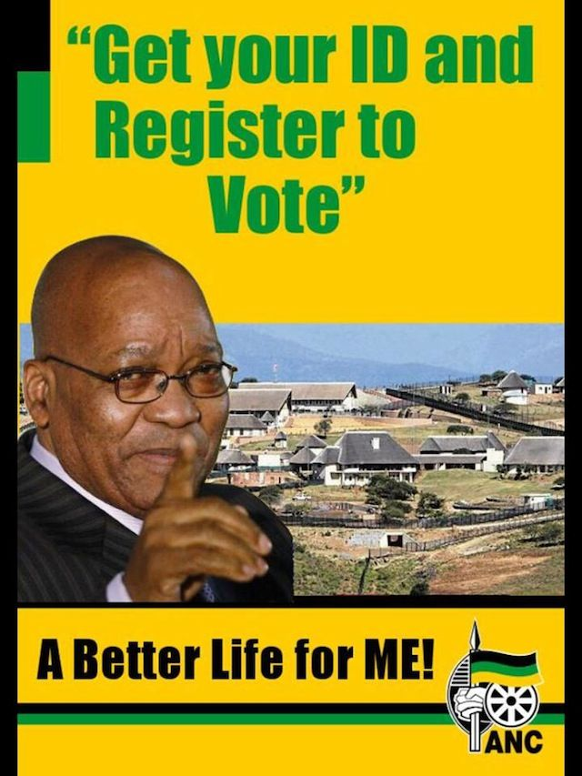 Pool, visitors' centre, amphitheatre, cattle kraal, marquee area & more causes petition for President Jacob Zuma to be impeached