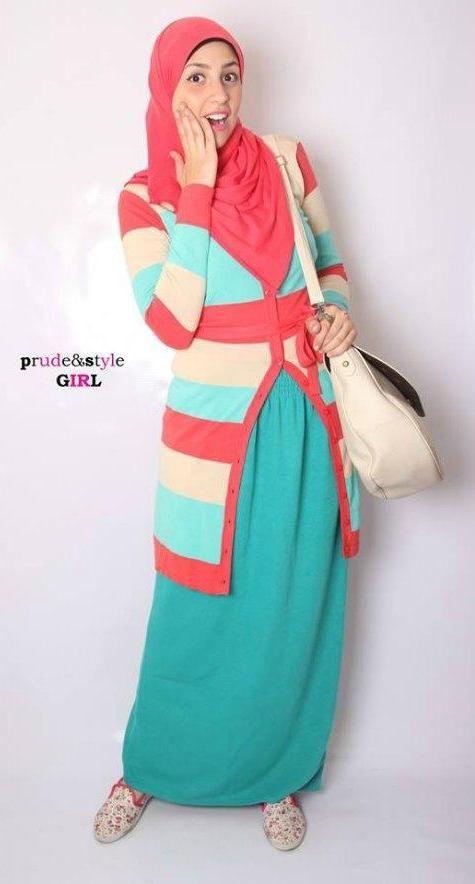 hijab maxi dress 16 s