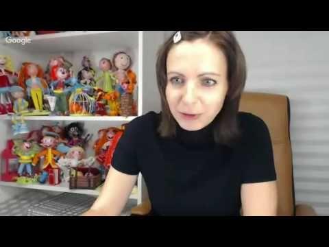 Вебинар.Евгения Романова.С куклами ЭВИК готовимся к новому учебному году! .