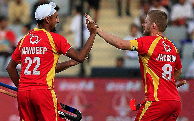 Hockey India League 2015: Ashley Jackson inspires Ranchi Rays to title as Jaypee Punjab Warriors denied - Telegraph