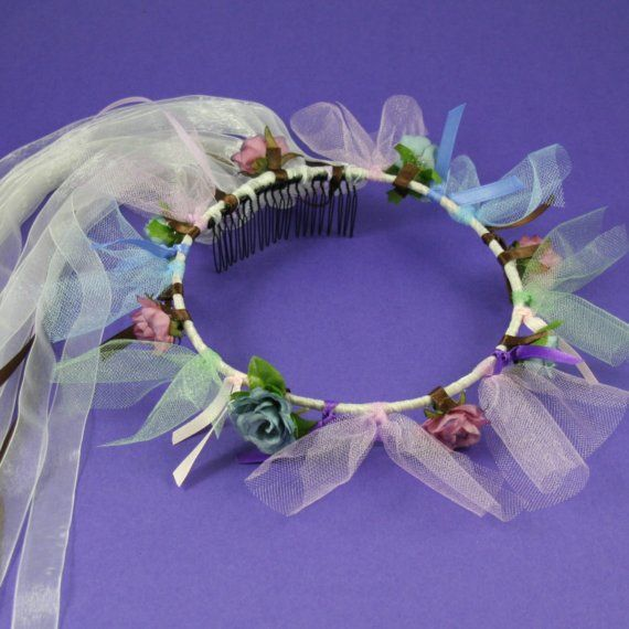 Fairy Princess Halo.  This would be cute in conjuction with the Fairy Princess Treasure Adventure story -available at the etsy shop, jhdesigncompany.