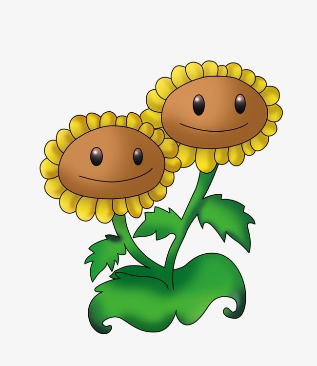 Sunflower Sunflower Clipart Plants Zombies Png Transparent Clipart Image And Psd File For Free Download Plant Zombie Plants Vs Zombies Birthday Party Zombie Birthday