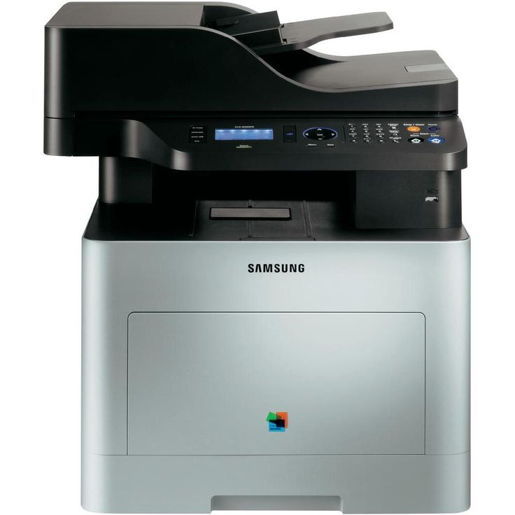 LASEROWE URZĄDZENIE WIELOFUNKCYJNE SAMSUNG CLX-6260FR KOLOROWE    - technologia druku: druk laserowy - funkcje: drukowanie, skanowanie, kopiownie, faks