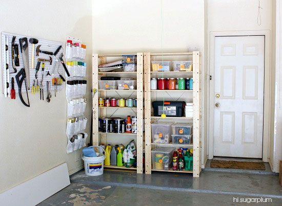 160 best garage garage storage ideas images on pinterest for Garage basics