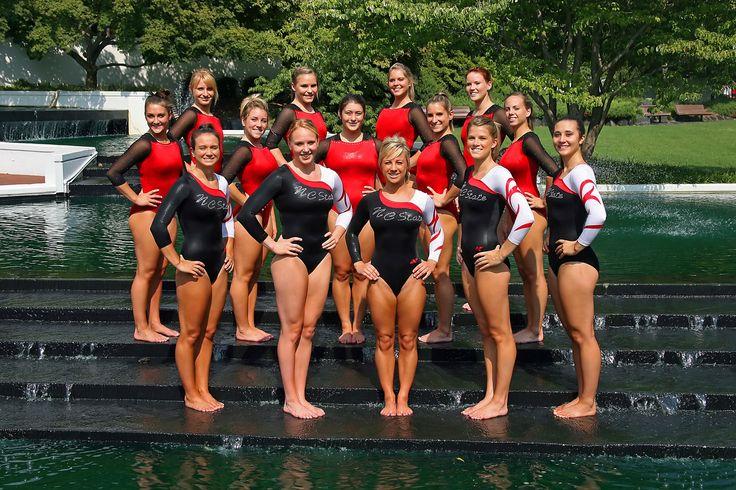 Women S College Gymnastics Nc State Wolfpack Women S