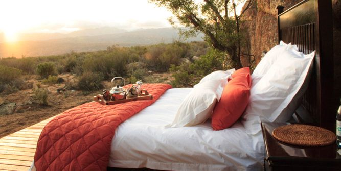 Outdoor Hotel Suite - Romantic Holiday in Cederberg, Ceres.
