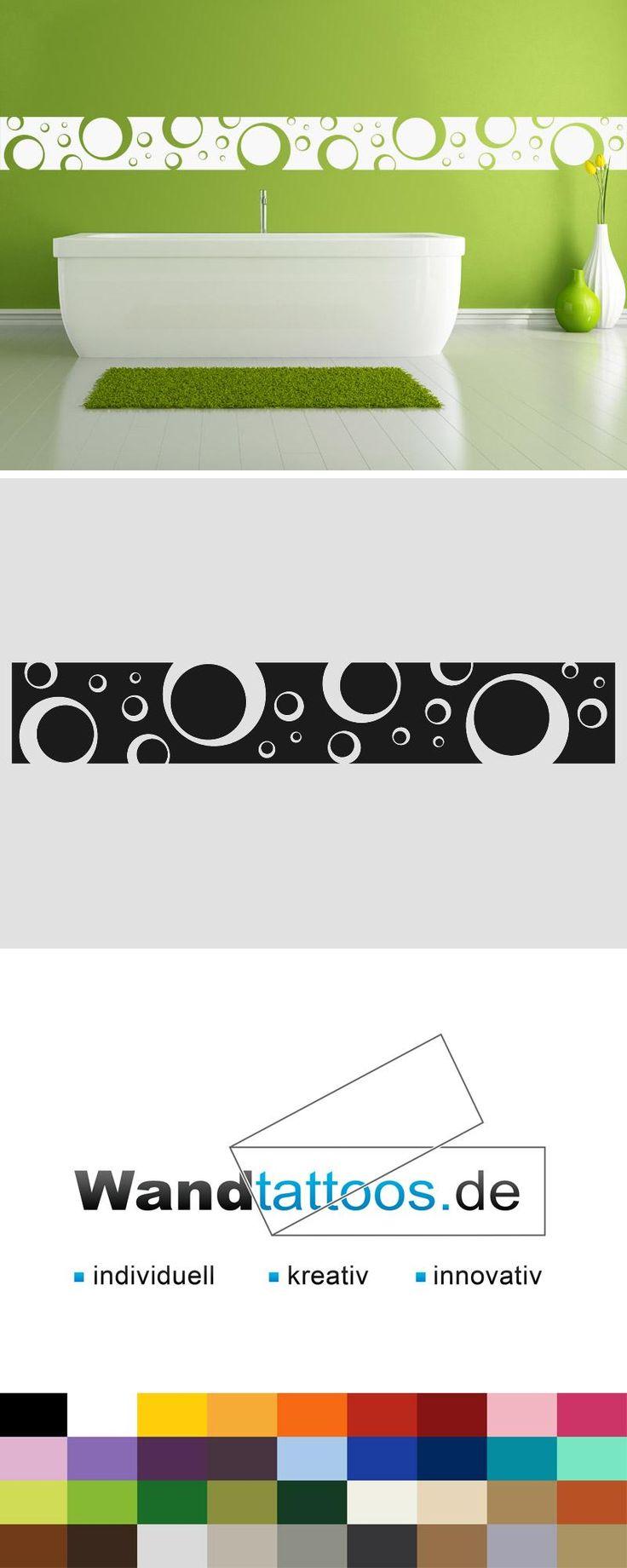 Fresh Wandtattoo Bord re Seifenblasen als Idee zur individuellen Wandgestaltung Einfach Lieblingsfarbe und Gr e ausw hlen Weitere