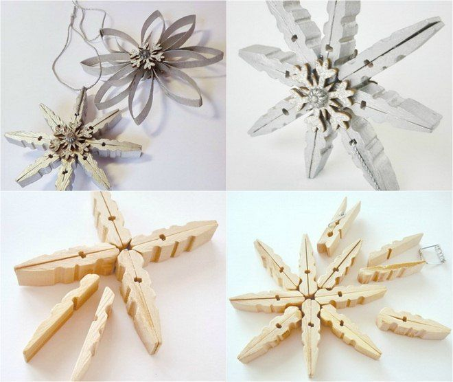 The 25+ best Christmas clothespin crafts ideas on Pinterest ...