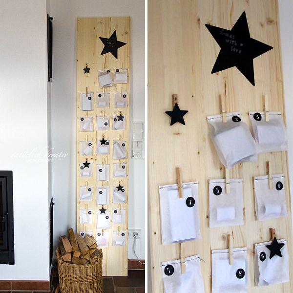 DIY Advent calendar | natuerlichkreativ