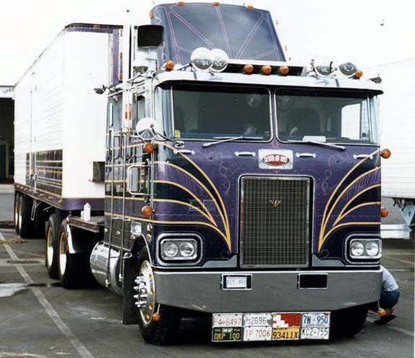 Craigslist Cabover Freightliner: Trucks, Peterbilt Trucks