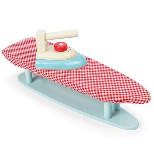 Le Toy Van strygebræt + strygejern