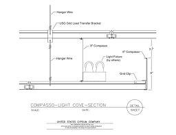 Resultado de imagem para cove lighting detail