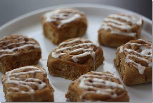 Whole Wheat Vegan Cinnamon Rolls | Sweet Treats | Pinterest